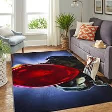 it pennywise teppich wohnzimmer küchenteppich teppichboden