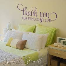 The Perfect Wall Quote Design To Express Your Love And Gratitude Everyday Ones You