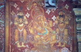 Famous Kerala Mural Artists by Amenon U2013 Page 2 U2013 Mural Paintings Of Kerala