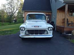 100 1955 Chevy Truck Restoration Restored Chevrolet Pickups CAMEO Vintage For Sale
