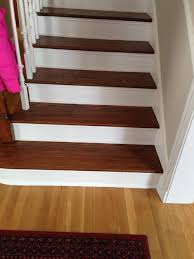Staining Wood Floors Darker by Stain Floors To Match Stairs