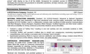 Operations Manager Resume Examples 2016 Awesome 28 Operation Template Free Sample