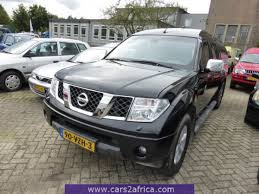 NISSAN Navara 2.5 DCi #63740 - Used, Available From Stock