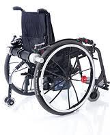 fauteuil roulant manuel avec assistance electrique kangouroo la motorisation légère et amovible de benoit systèmes