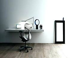 wall mount desk l wall mounted drop table black table wall
