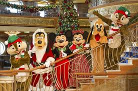 Plutos Christmas Tree by Disney Cruise Line Makes Holidays Special On A Disney Cruise