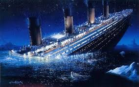 Titanic Sinking Animation Real Time by Titanic Boat Sinking Sinks Ideas