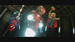 lego marvel super heroes part 10 that sinking feeling modok