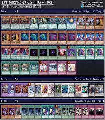 yugioh ocg top tier decks 2014 hiyama shunsuke s decks road of the king