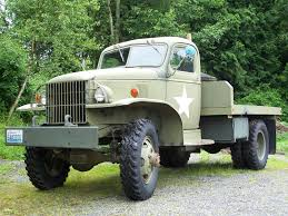 100 Military Chevy Truck Great 1942 Chevrolet Other Pickups 1942 506G