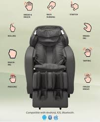 fuji chair manual buy dr fuji fj 7800 cyber relax chair next generation