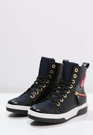Damen Sneaker Love Moschino High