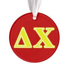 Delta Chi Ornaments & Keepsake Ornaments
