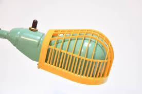 midcentury fostoria articulated task l with original heat guard