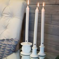 Halloween Flameless Taper Candles by Candles Candles U0026 Home Fragrance The Home Depot