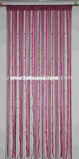 Bamboo Beaded Door Curtains Painted by Curtains Curtain Largest Hand Painted Collection In Vietnam Bue