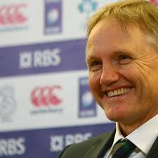Joe Schmidt Strikes A Positive Note Ahead Of South Africa Tour