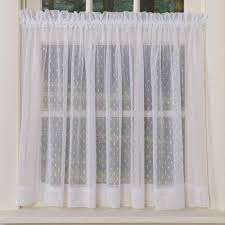 Walmartcom Cheap Kitchen Curtains Sets Cottage Set Mason Jars