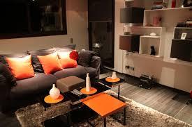 chambre orange et marron deco chambre orange et marron chaios com