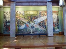 Diego Rivera Rockefeller Mural by Amjg February 2006