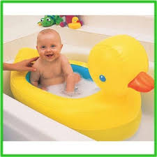 Inflatable Bath For Toddlers by Inflatable Duck Ebay