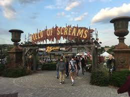 Californias Great America Halloween Haunt 2017 by 100 Halloween Haunt Review Kitsuneverse Haunt Review