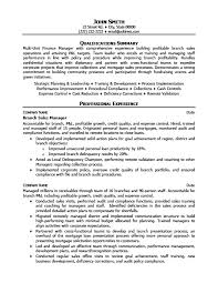 Branch Sales Manager Resume