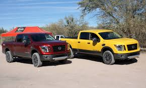 2016 Nissan Titan XD: First Drive Review - » AutoNXT 2016 Nissan Titan Xd 56l 4x4 Test Review Car And Driver 2018 Mini Truck For Sale Used Cars On Buyllsearch First Drive Autonxt 2005 Bing Images Trucks Pinterest Nissan Sl For Sale In San Antonio Vernon 2017 Indepth Model 2011 S King Cab Flatbed Pickup Truck Item J69 Halfton Snow Bound Pro4x Alsome Lifted Slide In Camper Forum