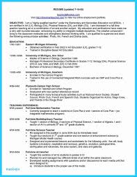 Cna Resume Example Certifications Sample Inspirational Templates