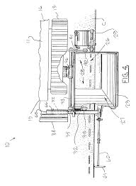 Hon Filing Cabinet Locking Mechanism by Patent Us7441987 Curbing Machine And Method Google Patents