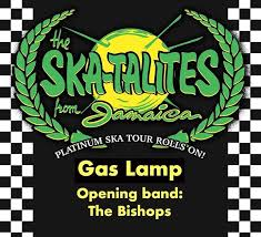 Gas Lamp Des Moines by The Skatalites W The Bishops At Gas Lamp Des Moines