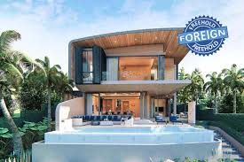 100 Houses In Phuket 3 Bedroom Foreign Freehold Pool Villa For Sale Near Rawai