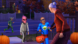 Sims Freeplay Halloween by Sims Halloween