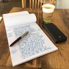 Writing And Relaxing Parker 51 Rhodia Kon Peki