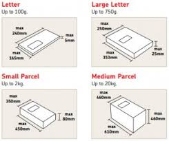 Royal Mail 2013 Postage Prices for Franking and Stamps Collection