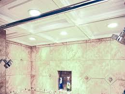 shower installation ceilume