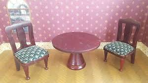 alte möbel wohnzimmer küche puppenstube 40er jahre stuhl 2 x