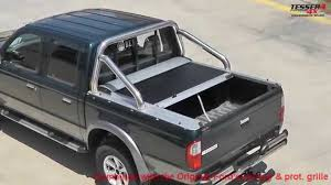 100 Truck Roll Bars At Wwwaccessories4x4com Ford Ranger XLT Aluminum Roller Lid With