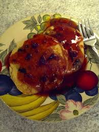 girlsgogames cuisine how to cook sour cherry buttermilk pancakes with damson plum syrup