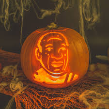 Laughing Emoji Pumpkin Carving by Rob Gronkowski Texts Julian Edelman Because He Thinks He Died From