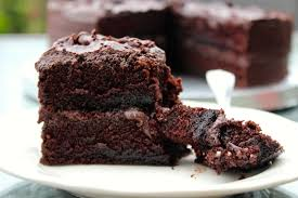 "moist chocolate cake """