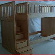 Colorado Stairway Bunk Bed by Custom Bunk Beds And Loft Beds Custommade Com