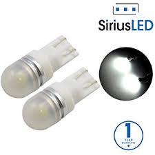 siriusled bright 1 w led bulbs with 360 degree