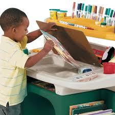 Step2 Art Easel Desk by Step2 Oz Kids World