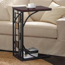 amazoncom new coffee tray side sofa table couch room console