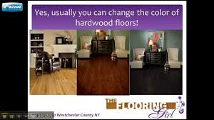 Santos Mahogany Flooring Home Depot by Can You Change The Color Of Your Hardwood Floors Westchester Ny