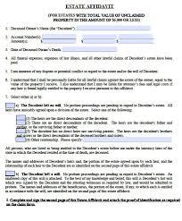 Doc How to Write a Legal Affidavit – Sample Affidavit