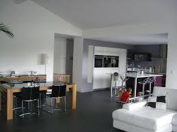 cuisine exemple salon avec carrelage noir exemple de cuisine en u darty les