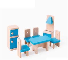 und puzzle holz puppenhaus möbel miniatur badezimmer