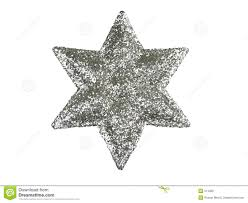 Christmas Tree Star Stock Image Of Isolated Separated